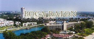Boca Raton Movers - Moving to Boca Raton