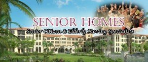 Senior Homes Movers to Florida