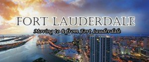Fort Lauderdale Movers - Moving to Fort Lauderdale From New York