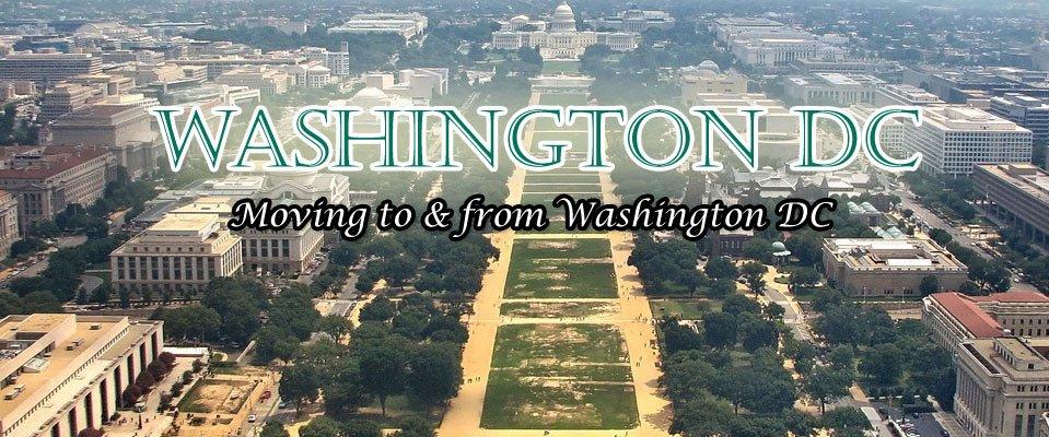 WashingtonDC - Moving to & From Washington DC New York Florida