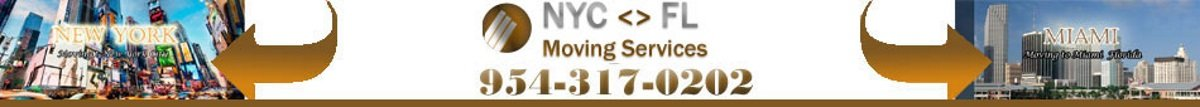 New York to Florida Movers - Long Distance Moving Company